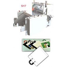 Soft Loop SH 7 up to 90 shots/minute - suitable for: side seal bag making machines