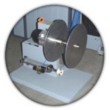 ZET Trims Winding Device - suitable for: rewinders, most blown film line rewinders