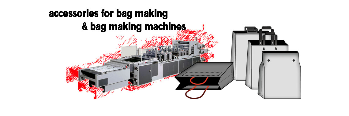 accessories for bag making